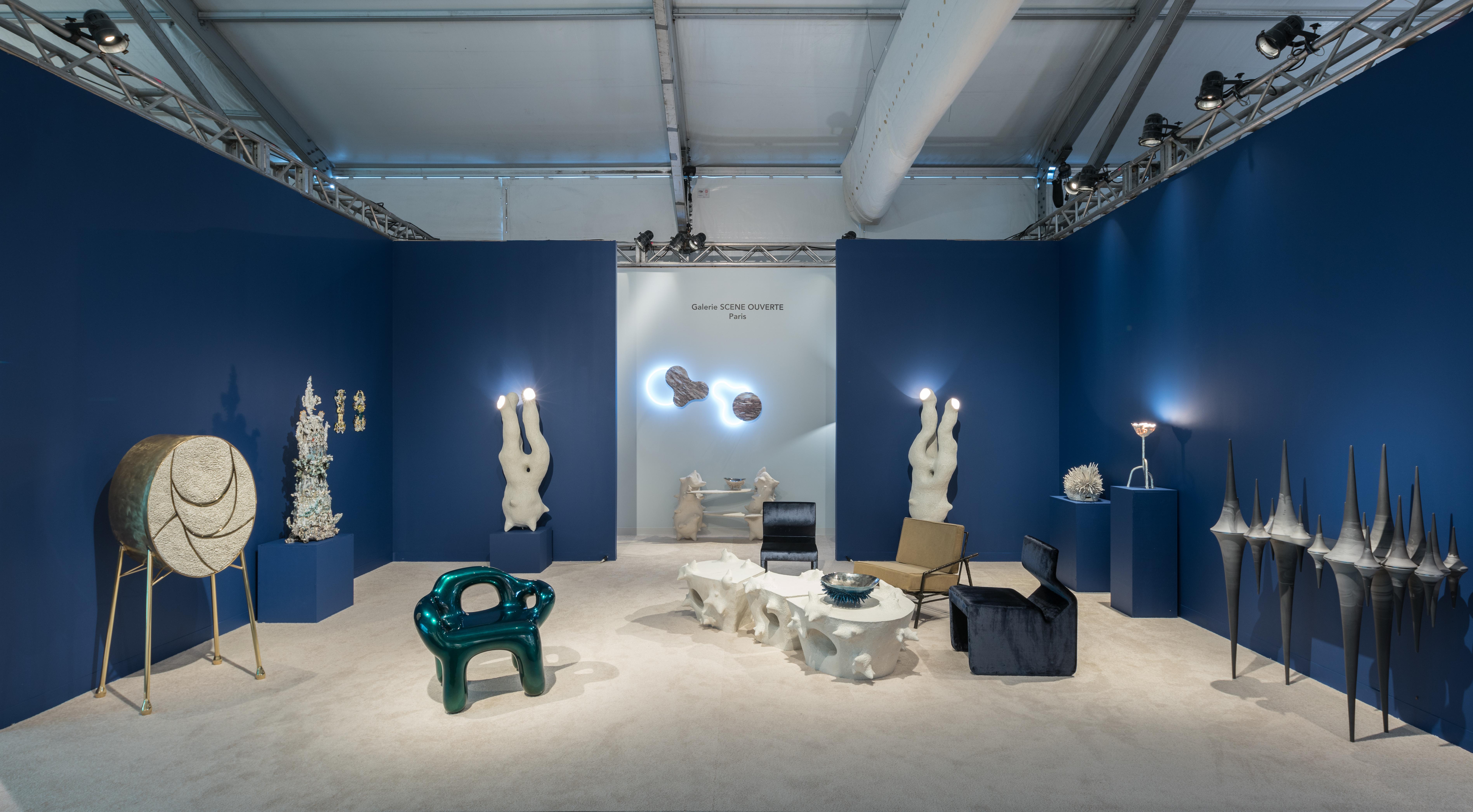 Stand Galerie Scene Ouverte DESIGN MIAMI 2019